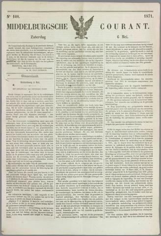 Middelburgsche Courant 1871-05-06