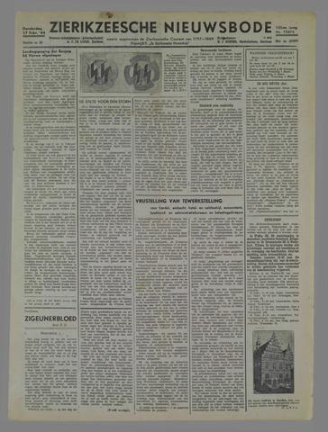 Zierikzeesche Nieuwsbode 1944-02-17