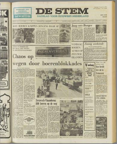 de Stem 1974-08-03