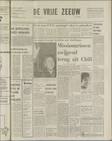 de Vrije Zeeuw 1973-09-25