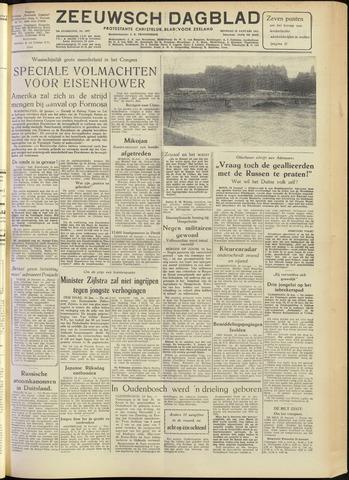 Zeeuwsch Dagblad 1955-01-25