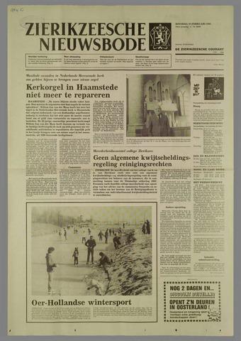 Zierikzeesche Nieuwsbode 1985-02-19