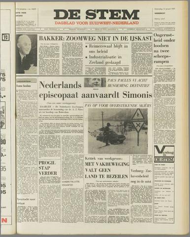 de Stem 1971-01-13