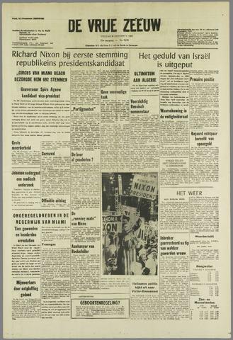 de Vrije Zeeuw 1968-08-09