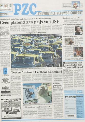 Provinciale Zeeuwse Courant 2002-03-08