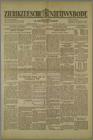 Zierikzeesche Nieuwsbode 1952-03-08