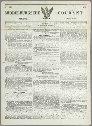 Middelburgsche Courant 1861-12-07
