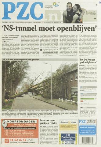 Provinciale Zeeuwse Courant 2008-03-19