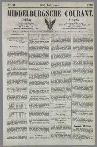 Middelburgsche Courant 1879-04-08