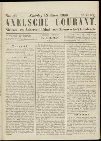 Axelsche Courant 1886-03-13