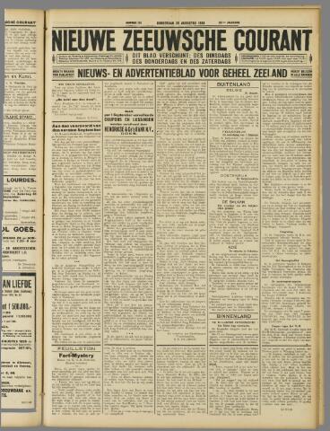 Nieuwe Zeeuwsche Courant 1929-08-29