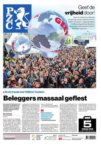 Provinciale Zeeuwse Courant 2017-05-06