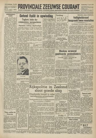 Provinciale Zeeuwse Courant 1948-07-15