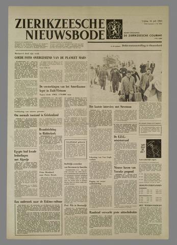 Zierikzeesche Nieuwsbode 1965-07-16