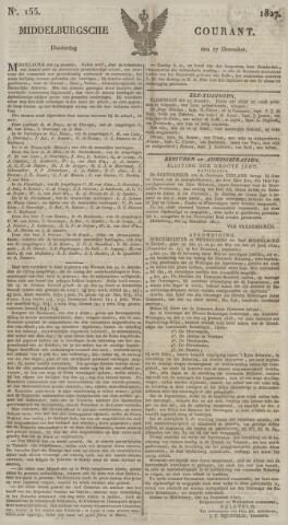 Middelburgsche Courant 1827-12-27