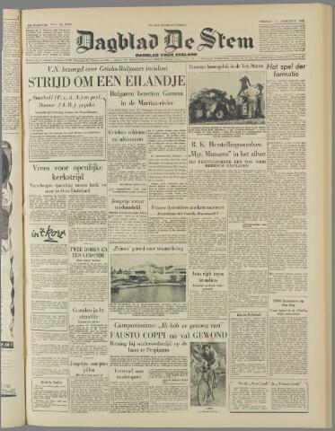 de Stem 1952-08-08