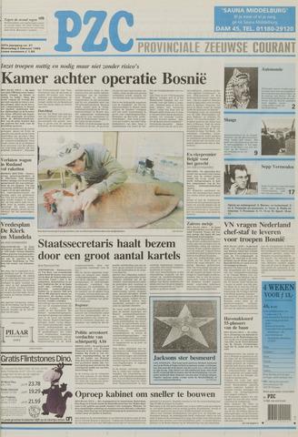 Provinciale Zeeuwse Courant 1994-02-02