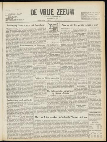de Vrije Zeeuw 1954-12-06
