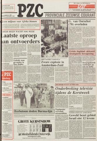 Provinciale Zeeuwse Courant 1987-12-21