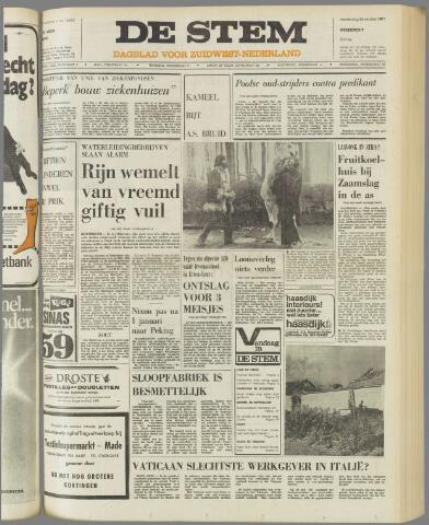 de Stem 1971-10-28