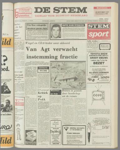 de Stem 1977-11-28