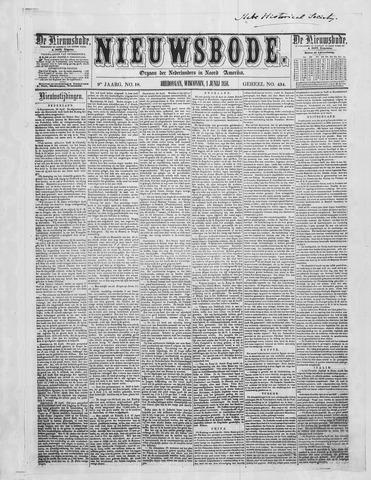 Sheboygan Nieuwsbode 1858-06-01