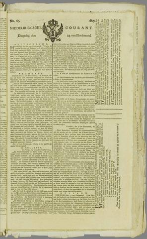 Middelburgsche Courant 1809-05-23