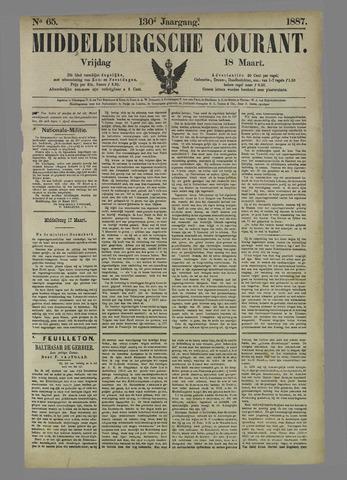 Middelburgsche Courant 1887-03-18