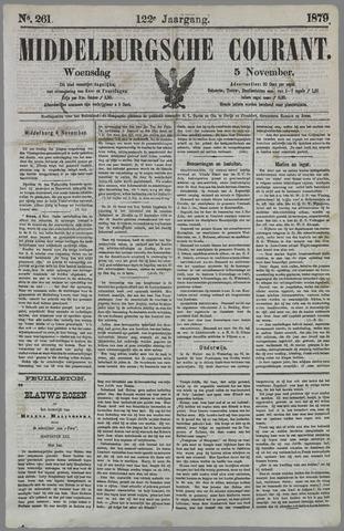 Middelburgsche Courant 1879-11-05