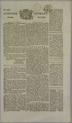 Goessche Courant 1826-06-05