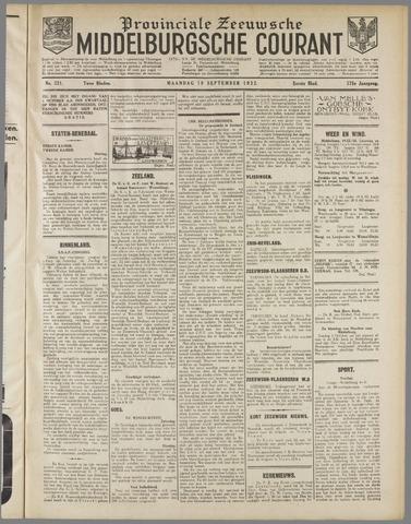 Middelburgsche Courant 1932-09-19
