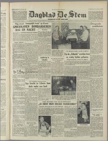 de Stem 1950-07-11
