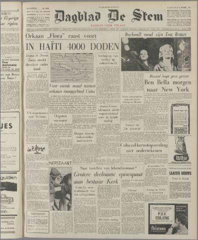 de Stem 1963-10-08