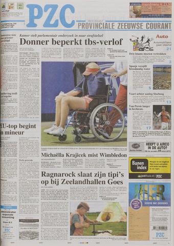 Provinciale Zeeuwse Courant 2005-06-17