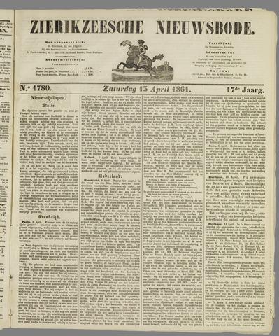 Zierikzeesche Nieuwsbode 1861-04-13