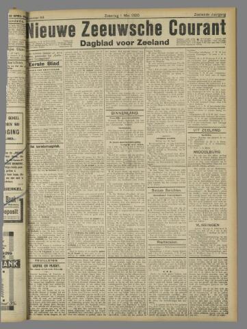Nieuwe Zeeuwsche Courant 1920-05-01