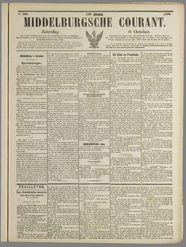Middelburgsche Courant 1906-10-06