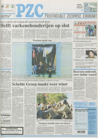 Provinciale Zeeuwse Courant 2002-07-16