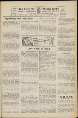 Axelsche Courant 1952-08-23
