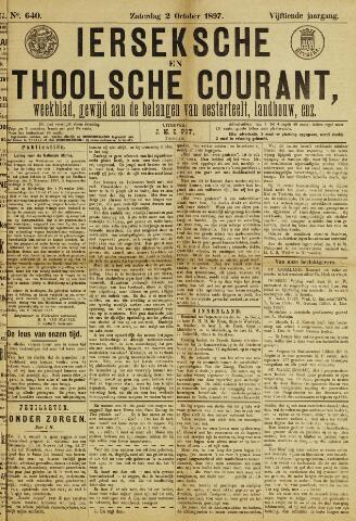 Ierseksche en Thoolsche Courant 1897-10-02