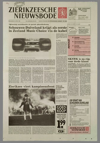 Zierikzeesche Nieuwsbode 1995-04-24