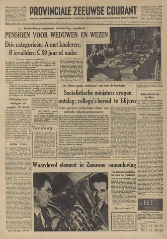 Provinciale Zeeuwse Courant 1958-12-13