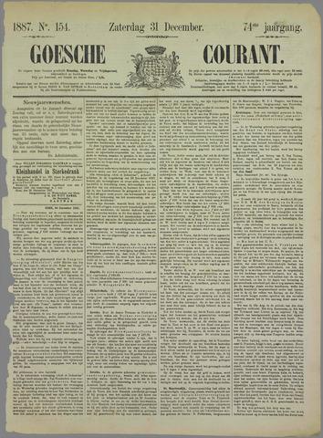 Goessche Courant 1887-12-31