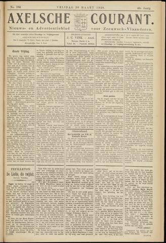 Axelsche Courant 1928-03-30