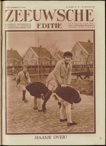 Ons Zeeland / Zeeuwsche editie 1931-01-30