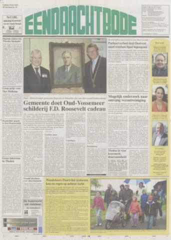 Eendrachtbode (1945-heden)/Mededeelingenblad voor het eiland Tholen (1944/45) 2010-05-14