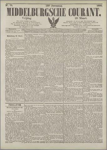 Middelburgsche Courant 1895-03-29