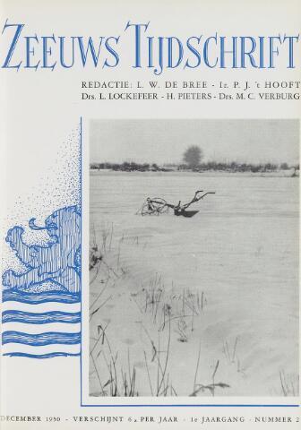 Zeeuws Tijdschrift 1950-12-01