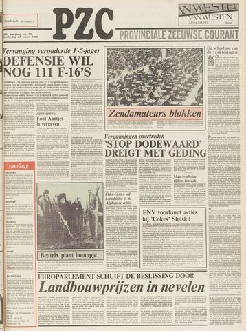 Provinciale Zeeuwse Courant 1980-03-27