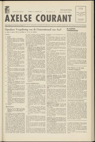 Axelsche Courant 1969-08-16